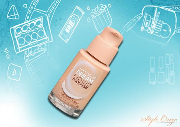 Maybelline Traum Flüssiges Mousse Foundation