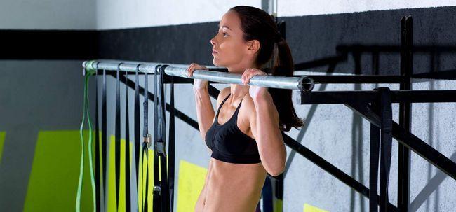 Top 10 Pull Up Übungen und deren Nutzen für Frauen Foto