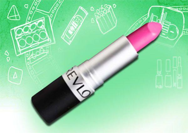 revlon stürmischen rosa Lippenstift