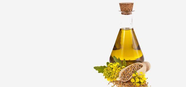 Top 10 Nebenwirkungen von Senföl Foto