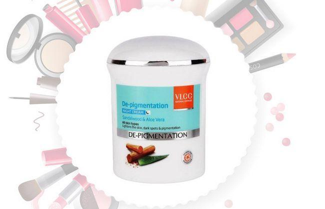 VLCC De-Pigmentation Nachtcreme