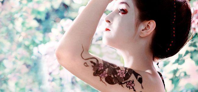 Top 10 Snake Tattoo-Designs Foto