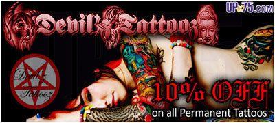 devilz Tattoo-Zentrum Neu-Delhi