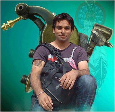 3D-Tattoo-Studio delhi