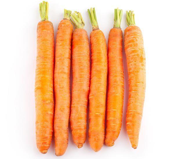 Karotten für die Gewichtsabnahme