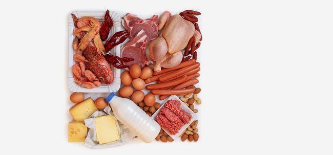 Top 10 Vitamin B12-reiche Nahrung Quellen Foto