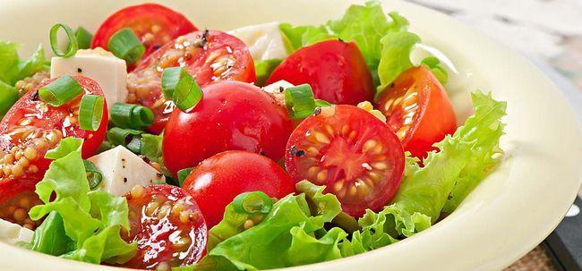 Top 10 Weight Loss Salate und ihre Rezepte Foto