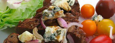 Filet Mignon-Salat