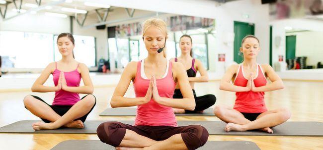Top 10 Yoga-Kurse in Delhi Foto