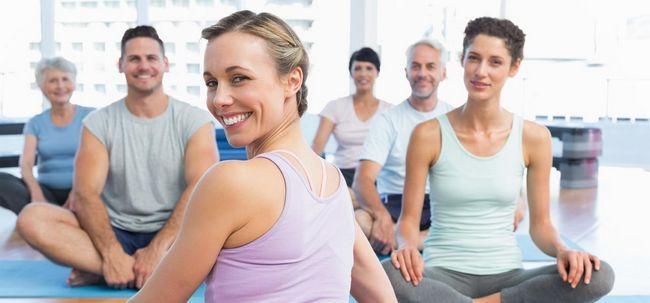 Top 10 Yoga-Kurse in Gurgaon Foto
