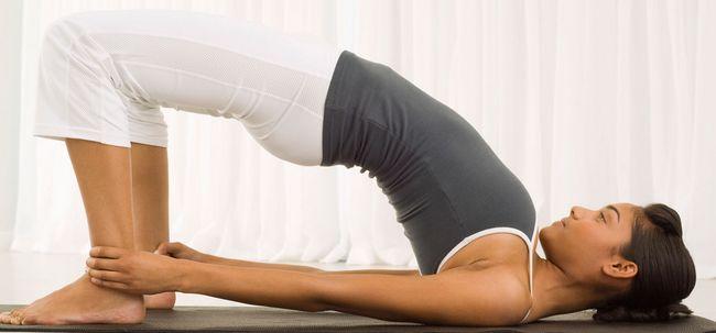 Top 10 Yoga-Übungen für die Fruchtbarkeit Steigerung Foto
