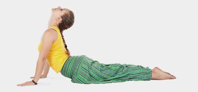 Top 10 Yoga-Übungen für die Körperhaltung Improvement Foto