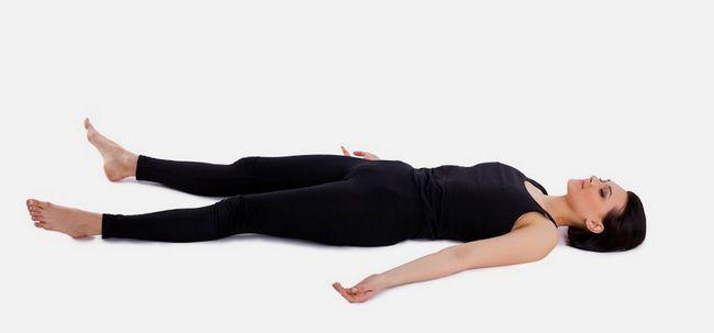 Top 10 Yoga-Übungen für Entspannung Foto