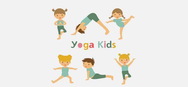 Top 10 Yoga-Videos für Kinder Foto
