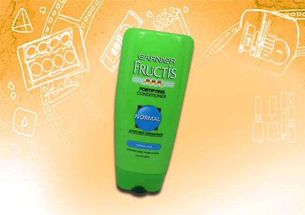 garnier fructis stärk Creme Conditioner für coloriertes Haar