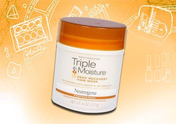 neutrogena triple Feuchtigkeit tief Erholung Haarmaske