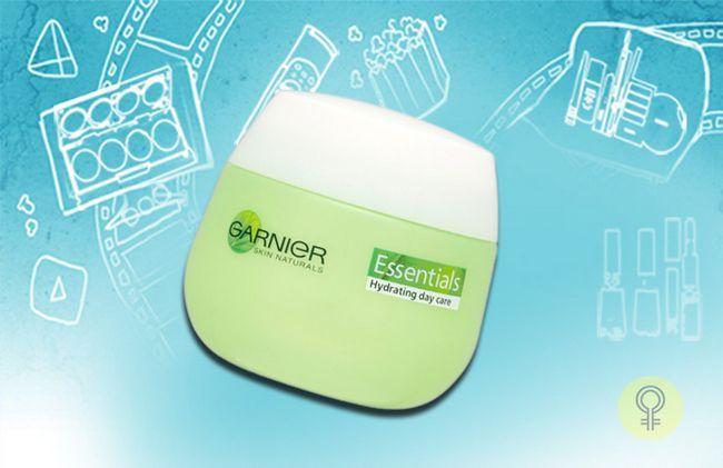 Garnier Skin Naturals Frische Essentials-24Hr Feuchtigkeitsspendende Tagescreme