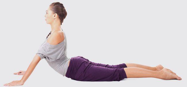 Top 20 Yoga-Übungen für Rückenschmerzen Foto