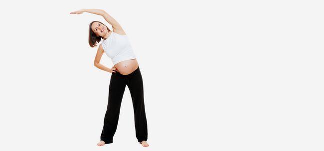Top 20 Yoga-Übungen für Schwangere Foto