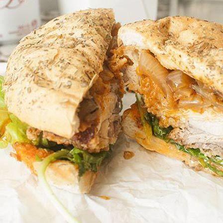 kalorienarm Sandwich Rezepte Huhn