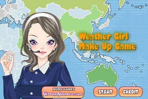 Wetter Mädchen machen