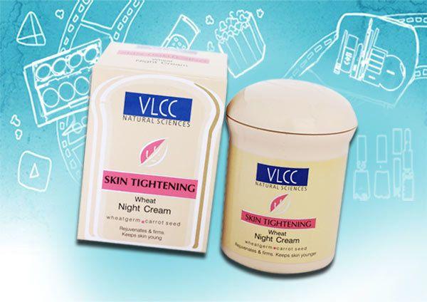 VLCC Weizen Nachtcreme