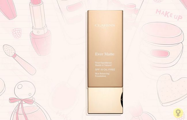 Clarins Immer Matte Oil-Free Foundation