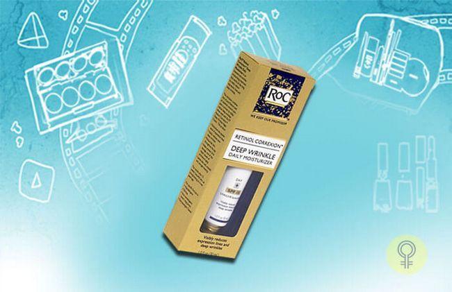 RoC Falten Correxion Tägliche Feuchtigkeitspflege