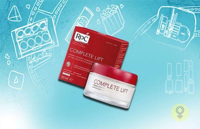 RoC komplette Lifting Firming Tägliche Feuchtigkeitspflege
