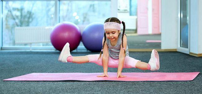 Top 7 Höhe zunehmende Übungen für Kinder Foto