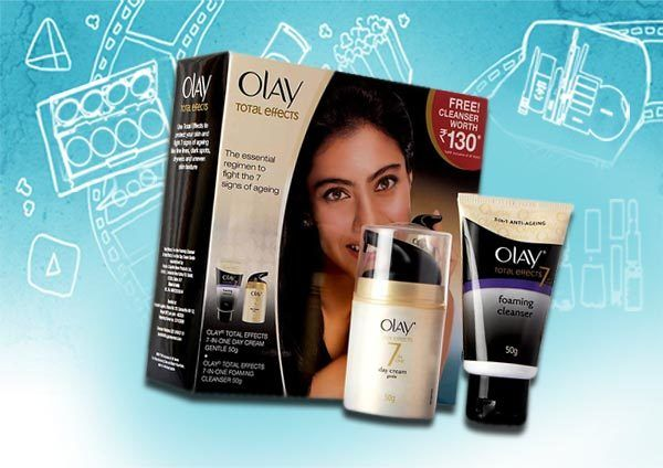 Olay Total Effects 7 in einer Tagescreme sanft