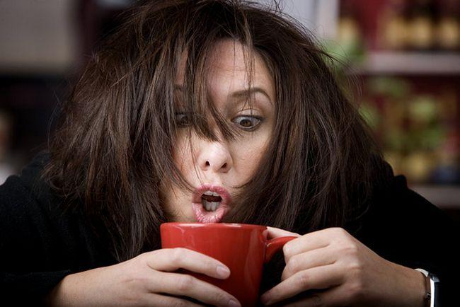 Koffein-Sucht