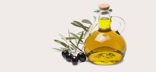 Verwenden Sie Olivenöl Rid Of Hartnäckige Stretch Marks Get Foto