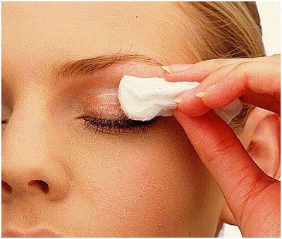 Vaseline besten Augen Make-up Entferner