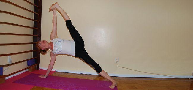 Vasisthasana / Side Plank Pose - How To Do und was sind die Vorteile? Foto
