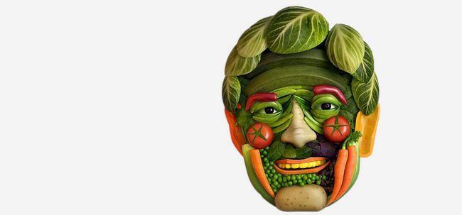 Gemüse Ernährung Chart - Wie Gemüse Hilfe Ernährung zur Verfügung stellen? Foto
