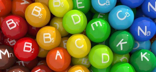 Vitaminmangel - Ursachen, Symptome und Behandlung Foto