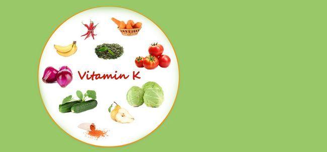 Vitamin-K-Mangel - Ursachen, Symptome und Behandlung Foto