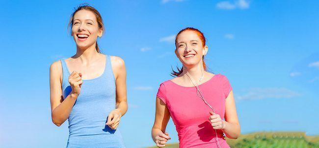 Gehen Vs Running - Welches sollten Sie tun? Foto
