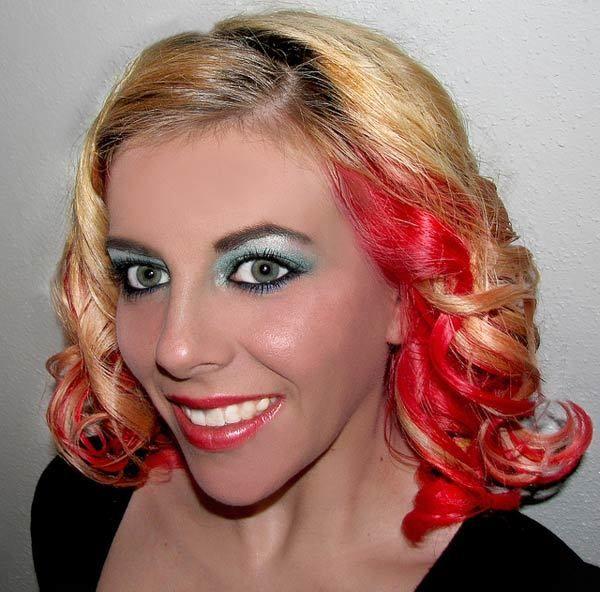 Nebenwirkungen von Haarfärbung