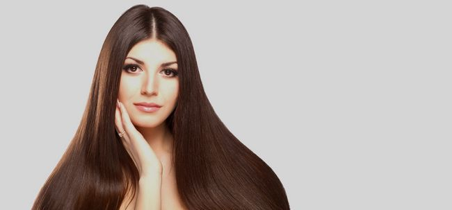 Was ist Keratin-Haar-Aufrichtung Behandlung? Vor-und Nachteile! Foto