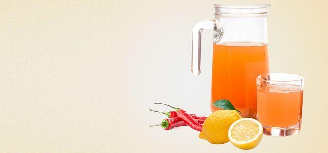 Was ist Lemon Cayenne-Pfeffer reinigen? Foto