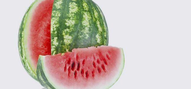 Was ist Wassermelone Diät und was sind die Vorteile? Foto