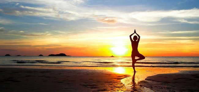 Was ist Yoga? Foto