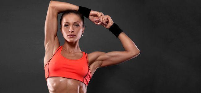 Was ist Ihr Fitness-Ziel? Foto