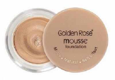 goldene Rose Mousse Stiftung