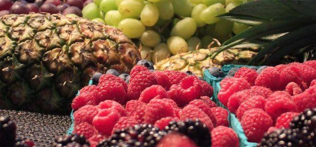 Welches sind die besten Protein reiche Früchte? Foto