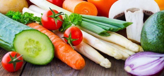 Welche Gemüse sind reich an Proteinen? Foto
