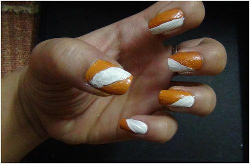Acrylfarbe für Nägel