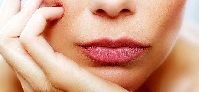 Winter Lippenpflege 101 Foto